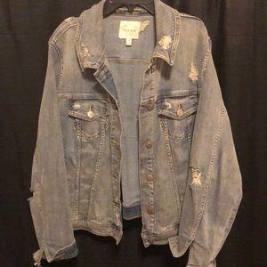 Torrid jean jacket 💙 FINAL
